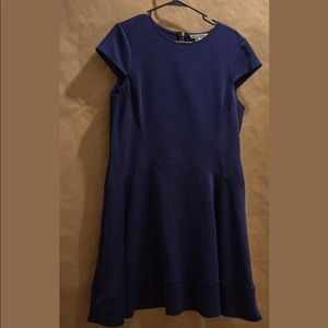 Danny and Nicole Large 14 Women's Dress Navy Blue